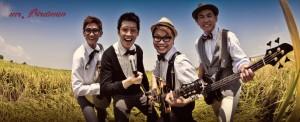 Wedding Event Party Live Band Kuala Lumpur Malaysia Happy Fish Mr Birdman 001  mr birdman 001 300x122